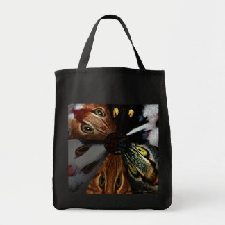 Wide-Eyed Cats Tote