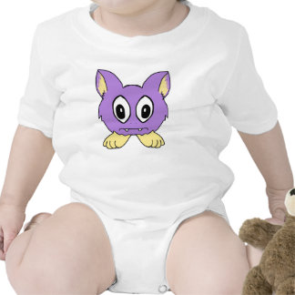 Wide Eyed Monster Onsie Shirts