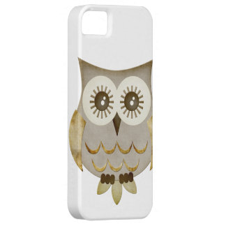 Wide Eyes Owl Case iPhone 5 Cases