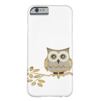 Wide Eyes Owl in Tree Case Barely There iPhone 6 Case