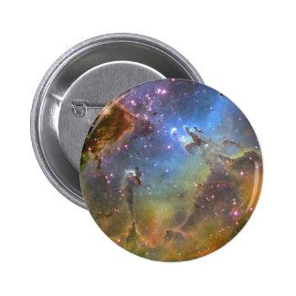 Wide-Field Image of the Eagle Nebula Pin