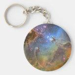 Wide-Field Image of the Eagle Nebula Key Chains