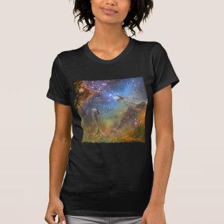 Wide-Field Image of the Eagle Nebula Tshirts
