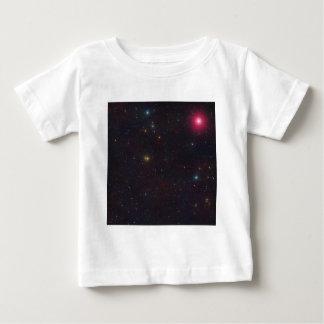 Wide Field View Constellation Cetus Stars Baby T-Shirt