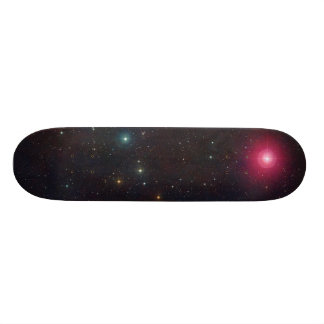 Wide Field View Constellation Cetus Stars Skateboard