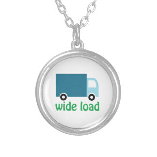 Wide Load Custom Necklace