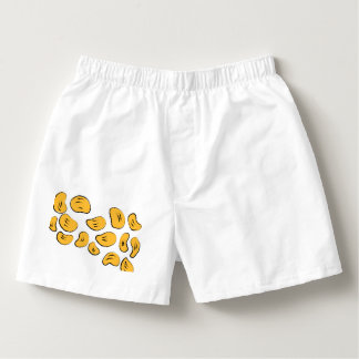 Wide Load Potato Chip Design Undies Boxers