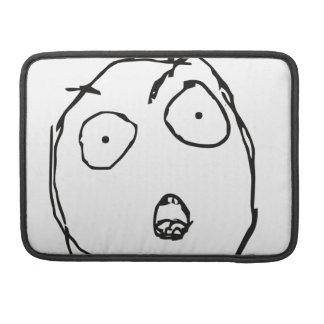 Wide Open MacBook Pro Sleeve