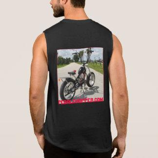 Wide Ride Chopper Bike Sleeveless Shirt