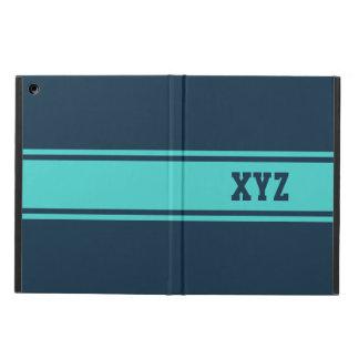 Wide Stripes custom monogram cases