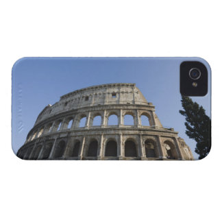 Wide view looking up at the Roman Colosseum with iPhone 4 Case-Mate Case