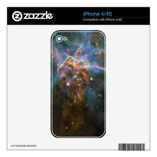 Wide View of 'Mystic Mountain Skin For The iPhone 4