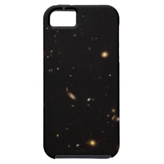 Wide View of Spiderweb Galaxy Field iPhone SE/5/5s Case