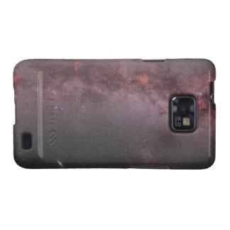 Widefield Milky Way Galaxy Composite Panorama Samsung Galaxy SII Case