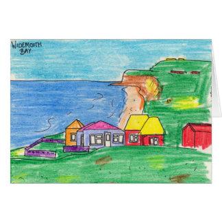 Widemouth Bay (Cornwall) Card