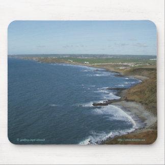 Widemouth Bay Mousepad
