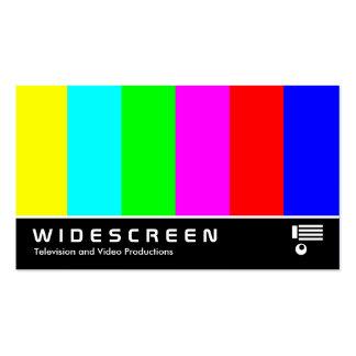 Widescreen 03 business card templates