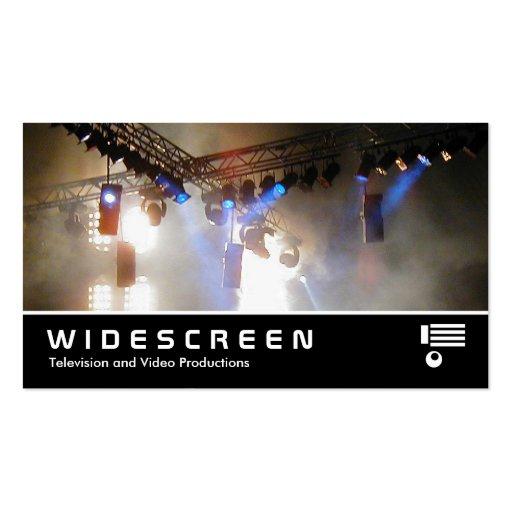 Widescreen 118 Lighting Array II Business Card