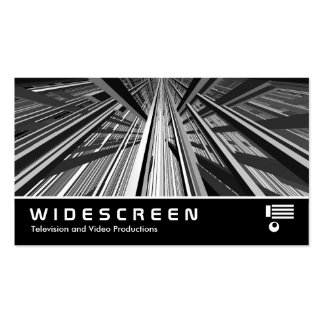 Widescreen 202 - Extreme Perspective Business Card