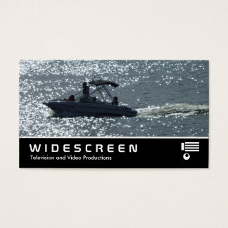 Widescreen 226 - Pleasure Cruise Business Card
