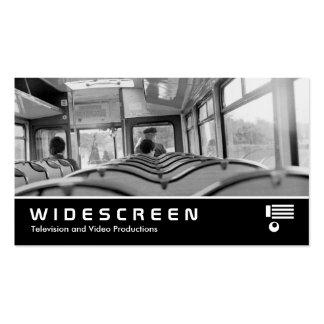 Widescreen 361 - Bus Interior (1970s) Business Card
