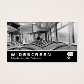 Widescreen 361 - Bus Interior (1970s) Business Card