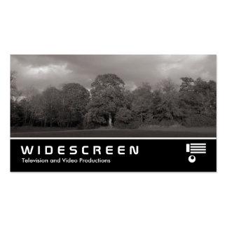 Widescreen 369 - Park Landcape Business Card