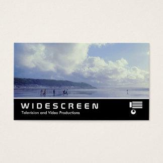 Widescreen 414 - Seaside Business Card