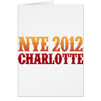 WideSpread Panic NYE CLT 2012 Cards