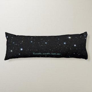 Widest, deep starfield ever, using infrared light! body pillow