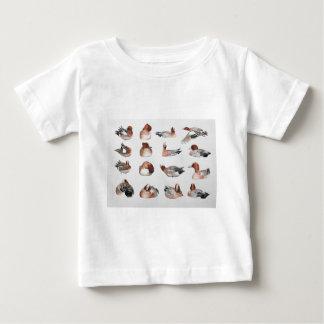 Widgeon. Waterfowl duck gift Baby T-Shirt