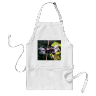 Widow Skimmer Dragonfly Photography Adult Apron