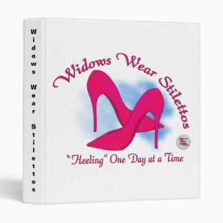 Widow Wear Stilettos Binder