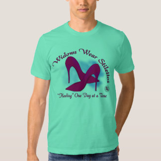 Widow Wear Stilettos Tee Shirt