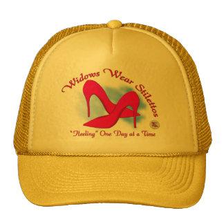 Widow Wear Stilettos Trucker Hat