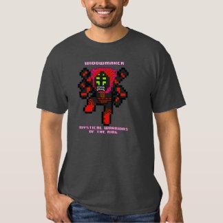 Widowmaker 8-Bit Tee Shirt