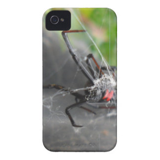 Widow's Pose iPhone 4 Cases