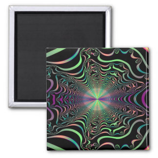 Widows Web 2 Inch Square Magnet