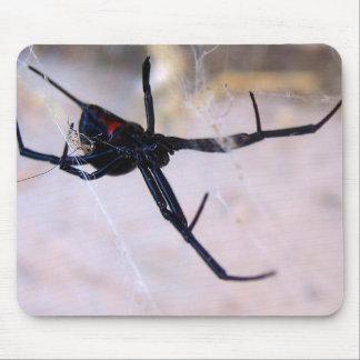 Widow's Web Mouse Pad