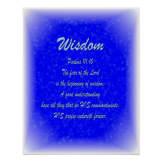 Widsom Print