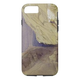 Wied Zurrik, Malta, 10 am, 11th March (w/c, pen, b iPhone 8/7 Case