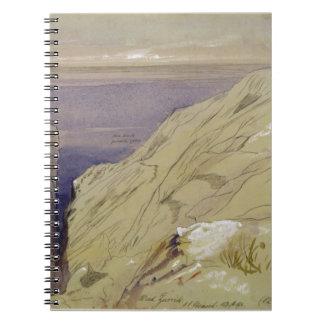 Wied Zurrik, Malta, 10 am, 11th March (w/c, pen, b Spiral Notebook