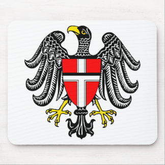 Wien 3, Austria Mouse Pad