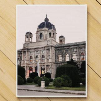 Wien architecture countdown calendars