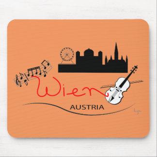 Wien, Austria - Österreich Mouse Pad