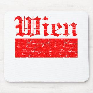 Wien City Designs Mouse Pad