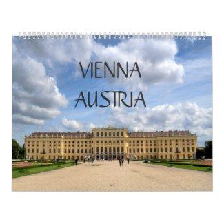 Wien Österreich 2015 Kalender Wall Calendar