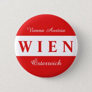 Wien - Vienna button