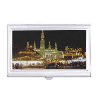 Wiener Christkindlmarkt Business Card Holder