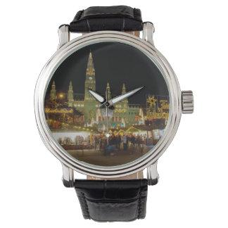 Wiener Christkindlmarkt Wrist Watch